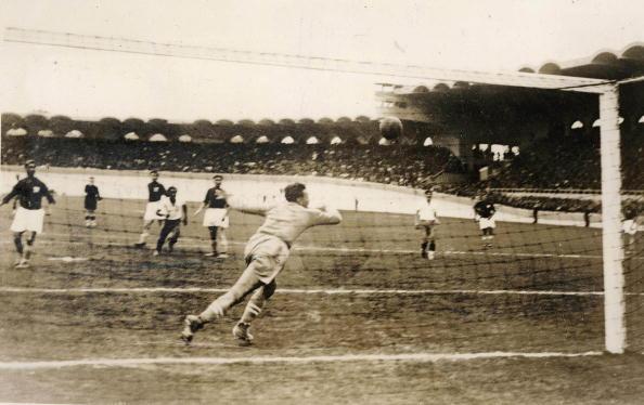 Francia 1938 – Cuartos Final – Brasil 2 – Checoslovaquia 1