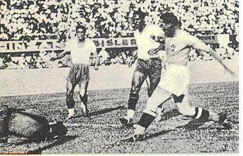 Francia 1938 Semifinales - Italia 2 - Brasil 1