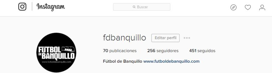 FdB en Instagram