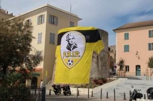 La Ciudad de Île Rousse se vuelve loca por la Copa de Francia