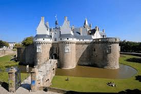 El castillo de los Duques de Bretaña