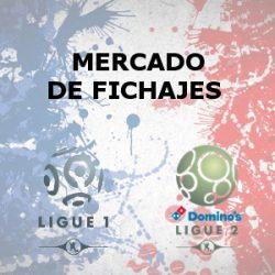 Fichajes Ligue1
