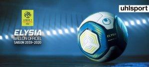 Balón Ligue1 temporada 2019/2020
