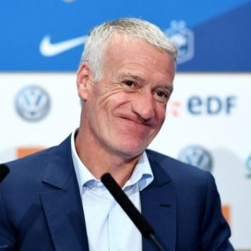 Deschamps Mbappé