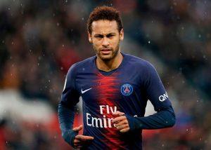 Neymar momentos de tensión PSG