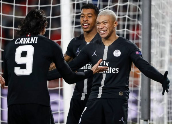 Mbappé quiere delantero