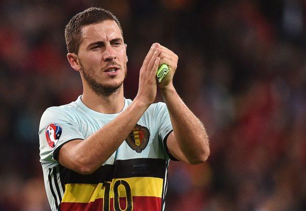 Eden Hazard Lille