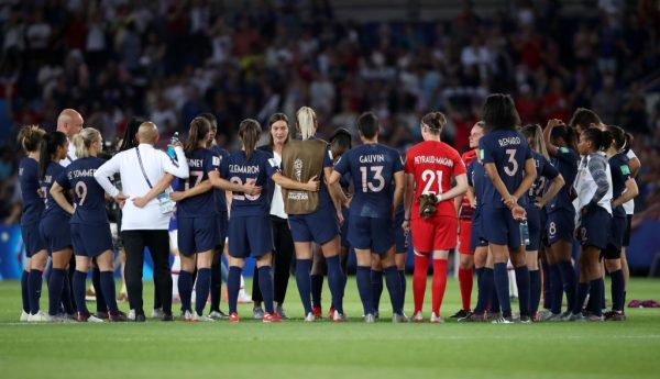 Mundial femenino Francia