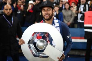 Neymar PSG Leonardo