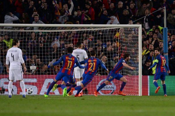 Recuerdo Neymar Barcelona