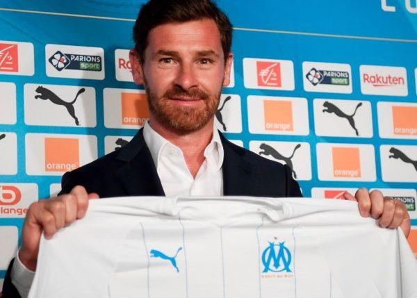 Camiseta Olympique de Marsella
