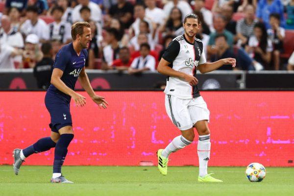 Rabiot PSG Juventus