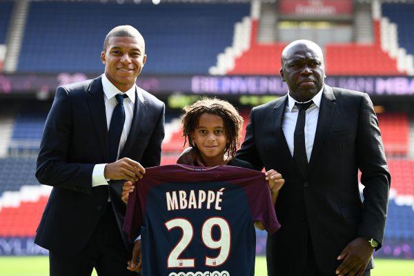 Wilfrid Mbappé