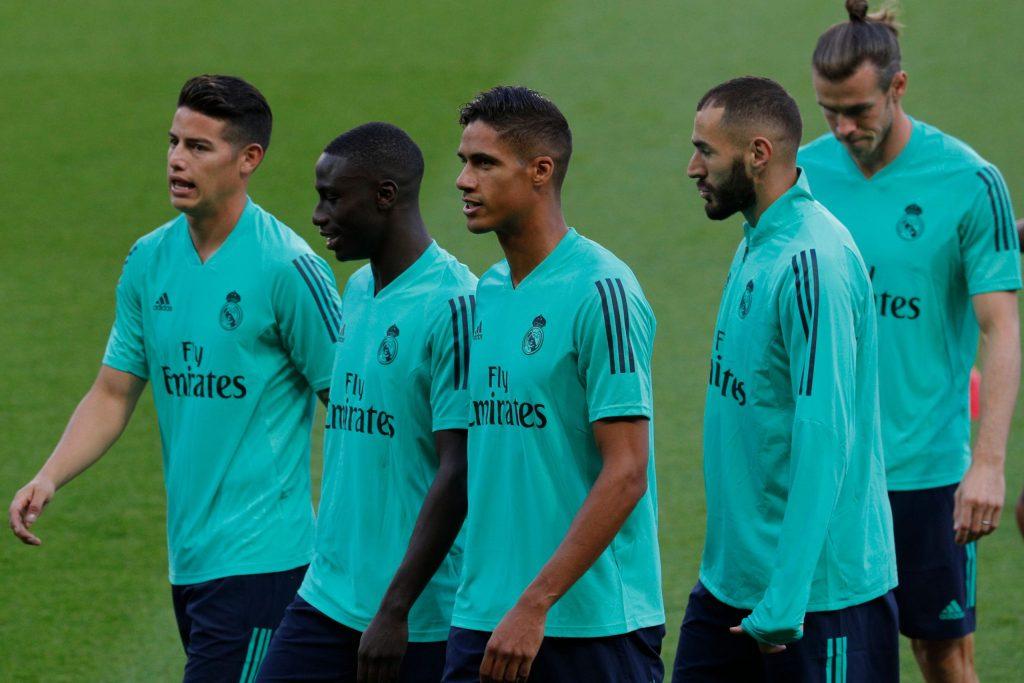 Franceses Real Madrid