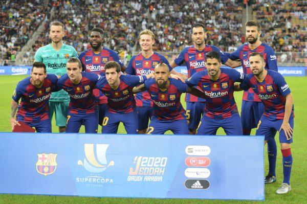 Franceses Barça