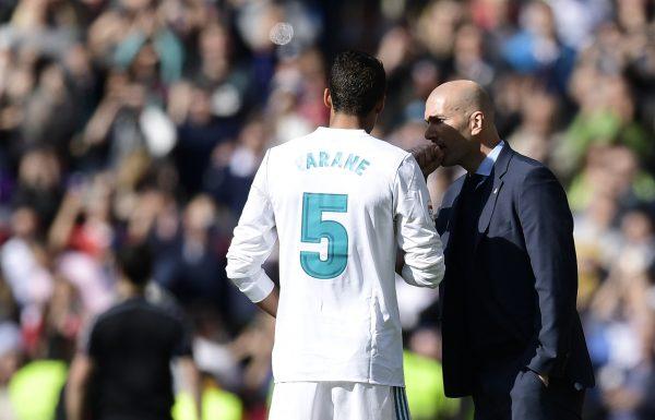 Varane Zidane