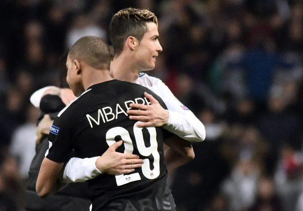 Mbappé Ronaldo