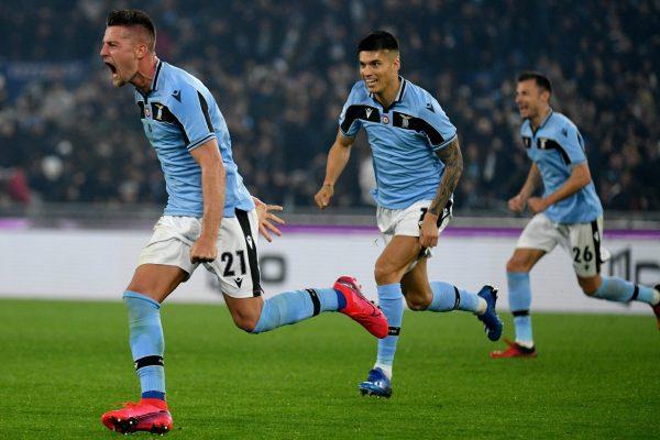 Lazio PSG