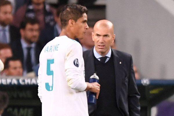 Zidane Varane