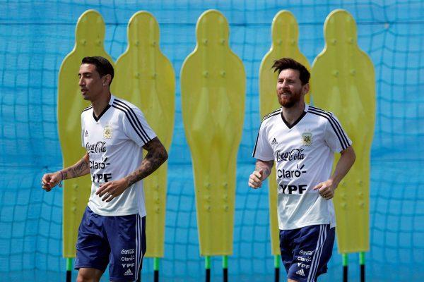 Di María Messi