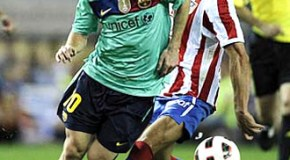 Messi dos fechas afuera,  Ujfalusi también