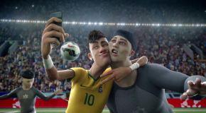 Spot de Nike del Mundial de Futbol de Brasil