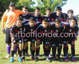 River Plate sub 15