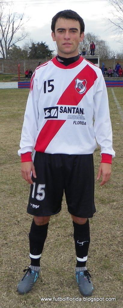 Martín Peula se reencontró con el gol