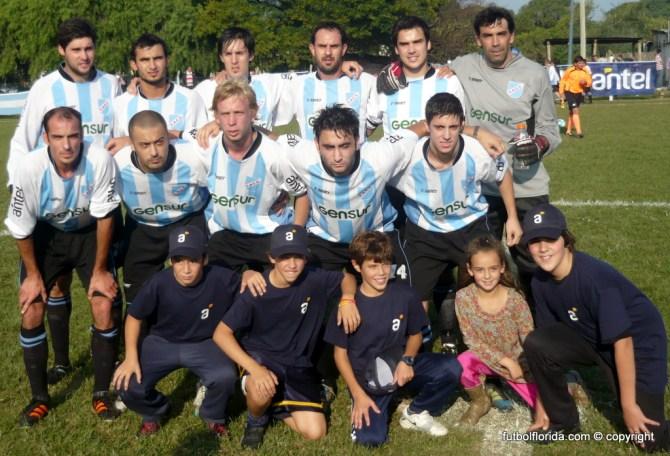 Atlético Valdense. Foto de Pedro R  Clavijo