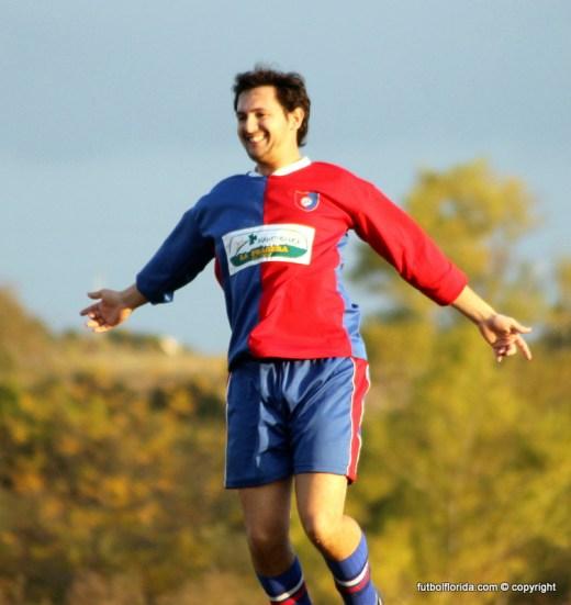 Ramiro Arniz, es uno de los goleadores de la B