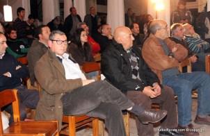 Enciso, Varela y Perdomo en 1era línea