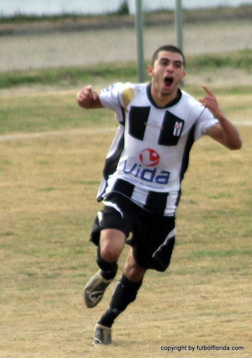 Delgado abrió y cerro el marcador en la goleada de Central 5 a 1 Independiente