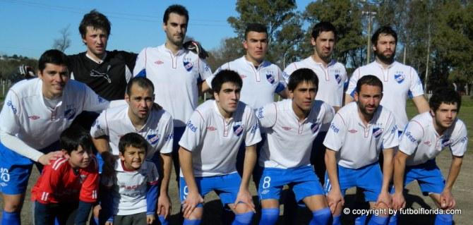 Nacional quedó a una victoria del Apertura. Foto Fanny Ruétalo
