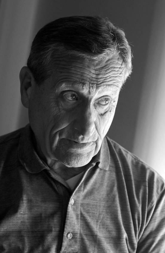 Enrique Fessler. Foto: Nicolás Celaya de La Diaria