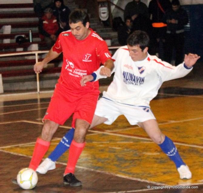 José Martinez de Tiempost  es el goleador del torneo