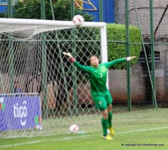 El histórico gol marcado por Ana Laura Millan. La 1era vez que Uruguay le marcaba a Brasil