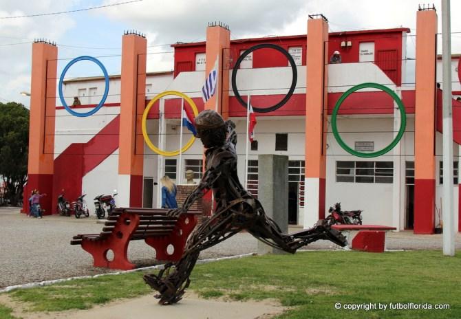 La nueva escultura que engalana el ECO