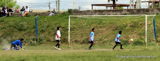 El gol de Cabello