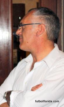 Carlos Alaniz Cabeza Secretario del ULIFF