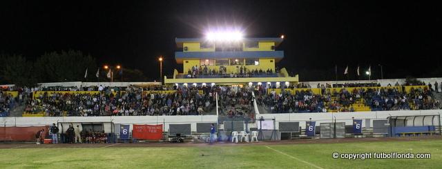 Nacional juega el sábado en el Landoni