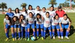Nacional anotó una goleada sin igual en la Copa Femenina