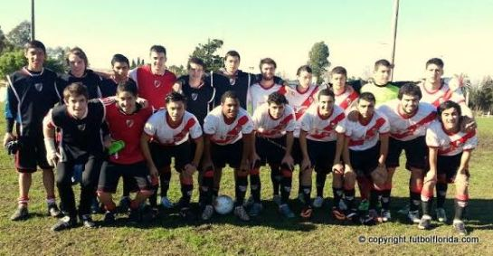 River Campeon en Sub 20