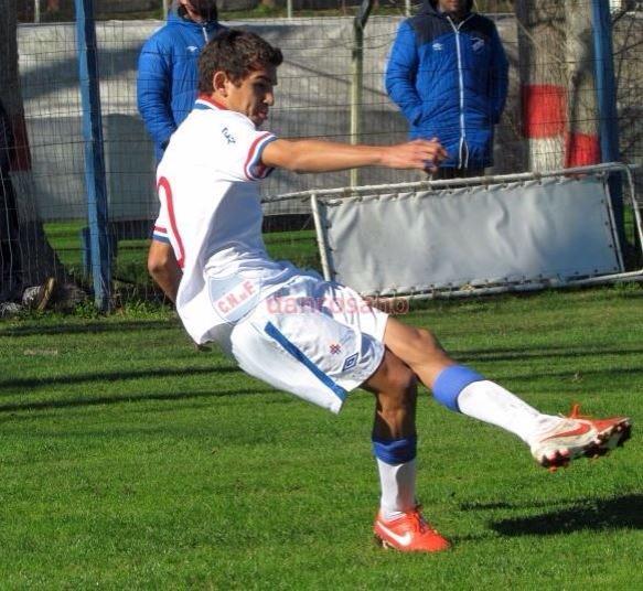 Juan Manuel Sanabria. Otro tricolor en la Sub 15