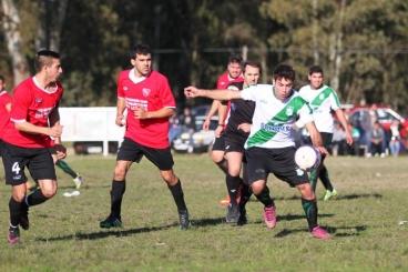 Foto del partido Independiente-Juincam de La Semana