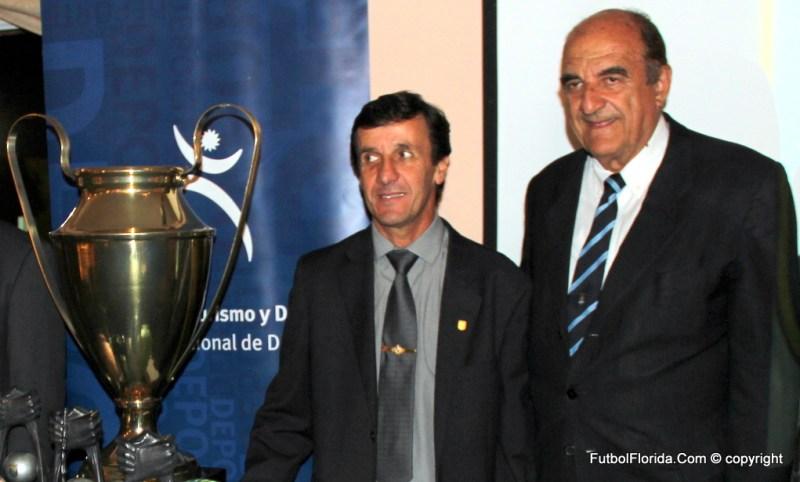 OFI y AUF en el Lanzamiento de Copa de Clubes