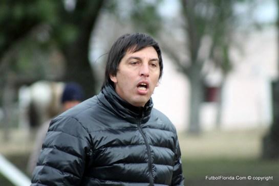 Mauricio Ferreri se alejó del campeon
