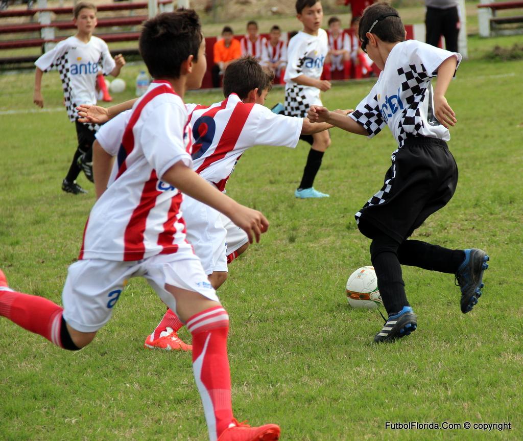 Baby Futbol: Se fijo la 9ª fecha del Participacion y se Convoco la Generacion 2006