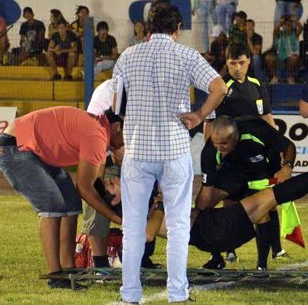 #CopaOFI. Los árbitros emiten cartas repudiando actos de violencia