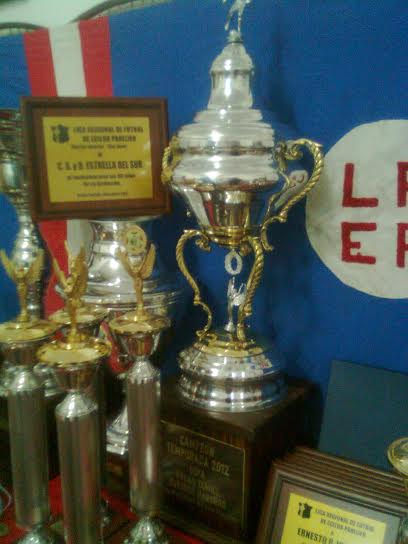 Trofeos Ecilda Paullier 2016