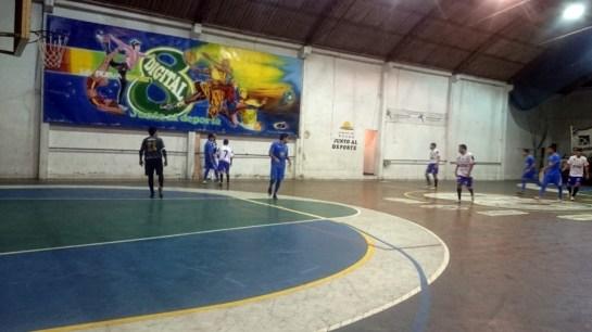 Se disputó una doble jornada en el Club Deportivo Unión de Rocha (Foto: Diego Pereira - Fuera de Juego)
